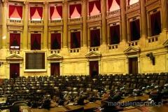 sala obrad parlamentu argentyńskiego