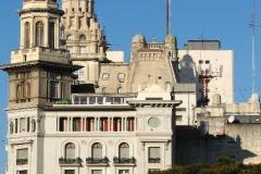 Buenos Aires to też zachwycająca architektura