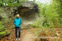 formacja skalna Skała Kapa