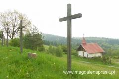 kaplica męczeństwa w Jamnej
