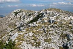 widoki ze szczytu