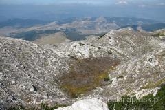 widok ku Bośni