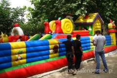 lunapark - miejsce bardzo popularne zwłaszcza w weekendy