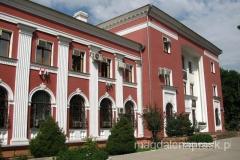 budynek Banku Centralnego Tadżykistanu