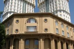 ciekawy hotel w centrum Duszanbe