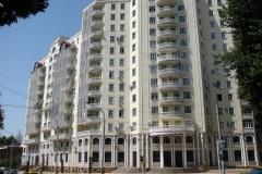 apartamentowiec w centrum miasta