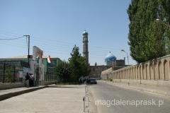 meczet Haji Yakoub - jedyny meczet jaki zauważyłam w mieście