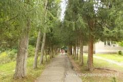 alejki spacerowe w Dżeti Ogyz Kurort