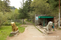brama prowadząca w góry