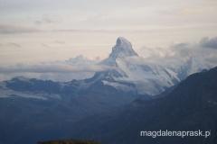 Alpy szwajcarskie - Matterhorn