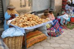 Boliwia - na lokalnym bazarze