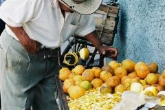 Meksyk - na lokalnym bazarze