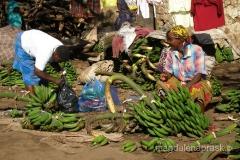 Tanzania - na lokalnym bazarze