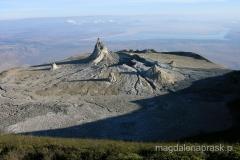 Tanzania - krater wulkanu Ol Doinyo Lengai