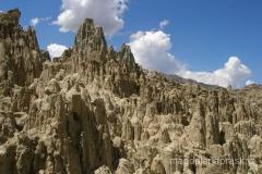 Boliwia - Dolina Księżycowa