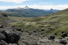 Chile - okolice Pucon