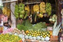 Indie - bazar warzywny