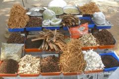 Indie - bazar z przyprawami