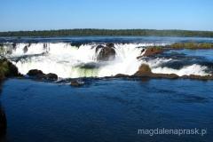 Argantyna - wodospady Iguazu