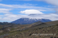 Chile - wulkan Lanin