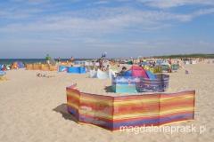 piaszczyste plaże to jedna z największych atrakcji Helu