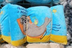 motyw foki dominuje na Helu