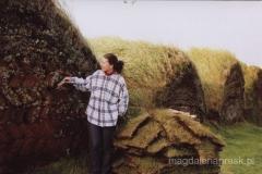 Glaumbur - trawiasta farma od tylu