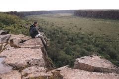 Hafragilfoss-urwiska