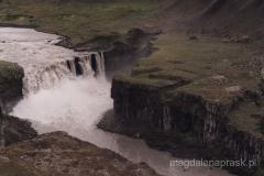 Hafragilsfoss - wodospady