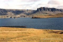 fiord Hvalfiodur - zamknięta stacja wielorybnicza