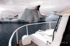 Jokulsarlon - amfibia na spotkanie z lodowcem