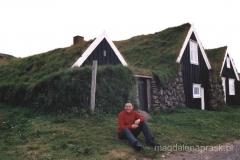 Park Narodowy Skaftafell - włochate domki