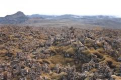 Pola lawowe - Islandia