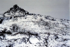 Vindbelgjarfjall - szczyt zdobyty (529m npm)