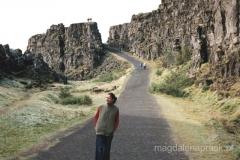 Dolina Pinguellir-szczelina międzykontynentalna