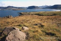 fiord Hvalfiordur - zamknięta stacja wielorybnicza