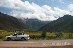 podróż przez Tadżykistan