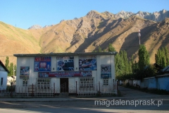 bezimienne szczyty, na które wchodziliśmy podczas pobytu w Jirgital