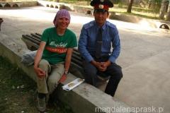 sympatyczny milicjant z Jirgital