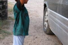 młody Tadżyk