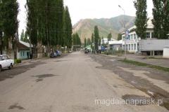 główna ulica Jirgital