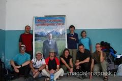 ja, moja grupa i .... Prezydent Tadżykistanu