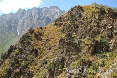 góry otaczające Jirgital
