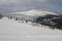 Szrenica (1.362m npm) w pełnej krasie