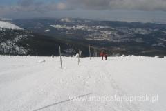 widok na Kotlinę Jeleniogórską