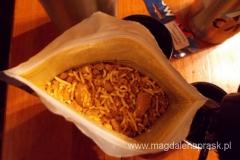 moja kolacja - spagetti