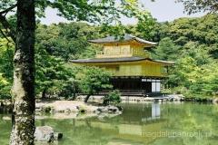 Złota Pagoda Kinkaku-Ji