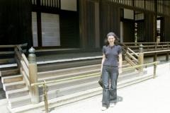 spacerując po Kioto