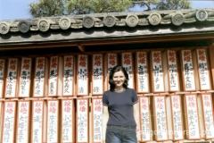 rodzaj japońskiego cmentarza