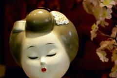 porcelanowa Japonka